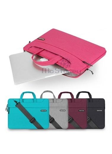 Mcstorey Cartinoe MacBook Air Pro Retina Laptop Notebook Çanta Kılıf Koruyucu 11 11.6 12 inç Su Geçirmez 6691 Ekru